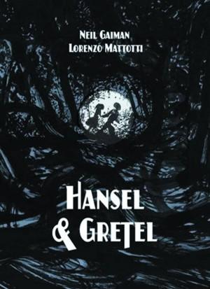 Portada de 'Hansel y Gretel'
