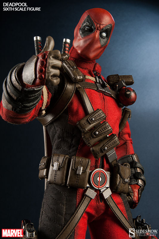 Hot Toys Deadpool2