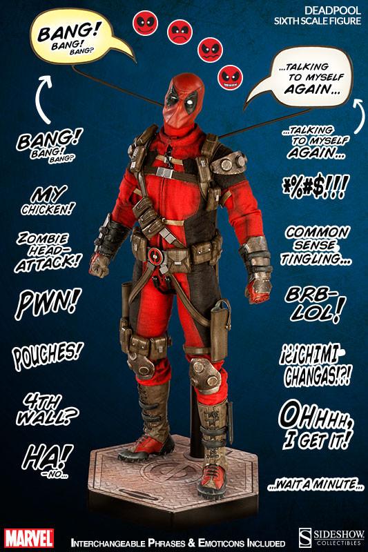 Hot Toys Deadpool9