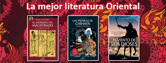 La mejor literatura oriental quaterni