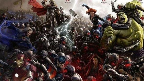 Los Vengadores 2