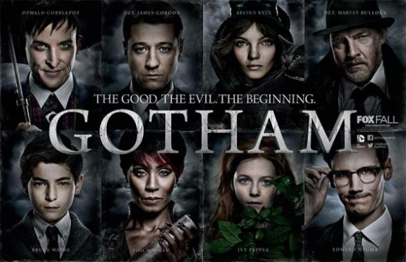 Nuevos Spot serie Gotham