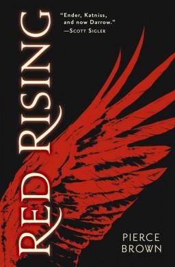 Red Rising Portada