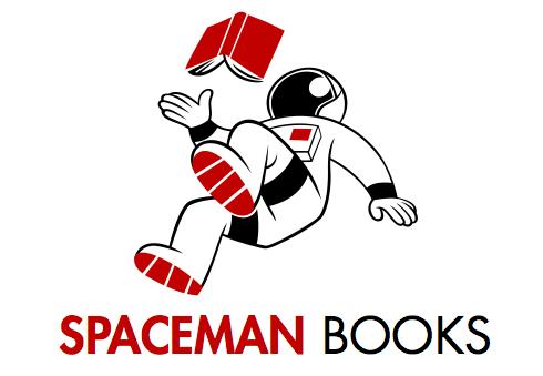 Spaceman Books Logo