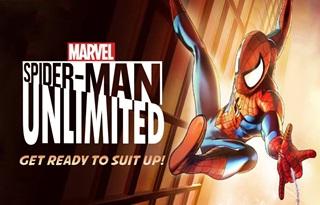 Spider Man Unlimited Gameloft iOS