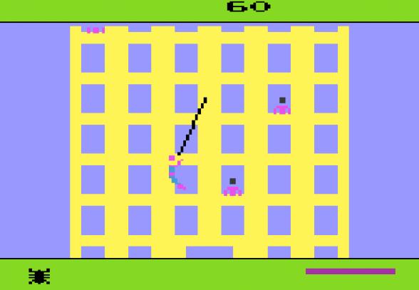 Spiderman Atari 2600