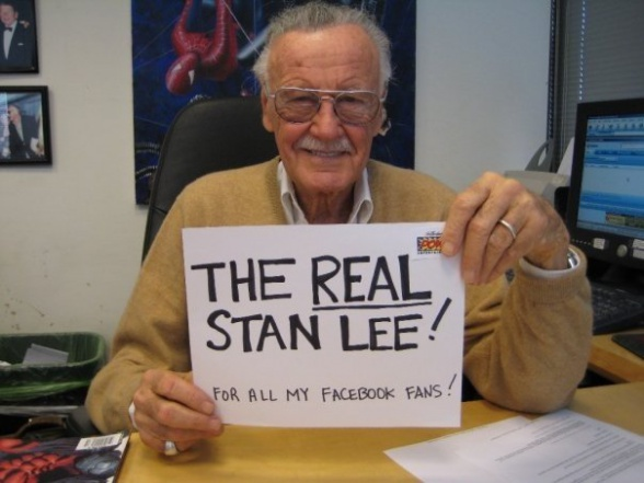 Stan lee día nacional del comic destacada