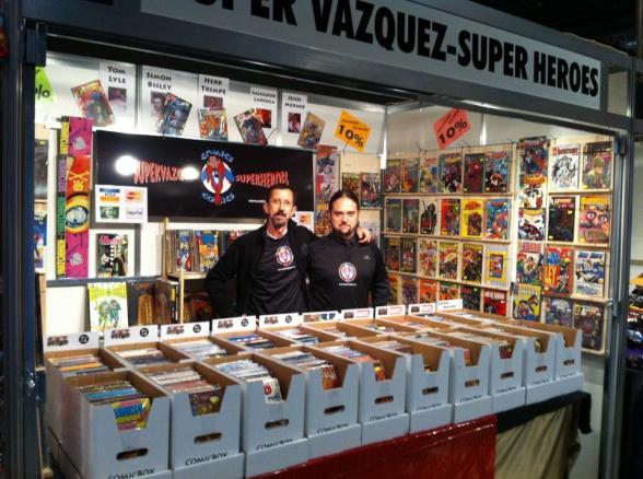 Supervázquez tienda online superhéroes descatalogados