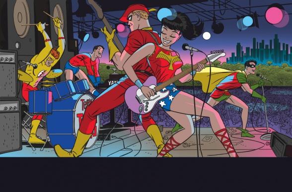 Teen Titans 5 Darwyn Cooke
