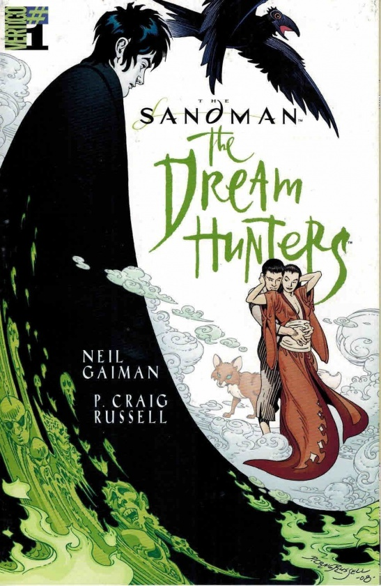 The Sandman Cazadores de sueños