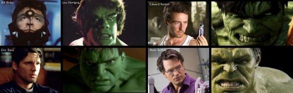 actores de hulk