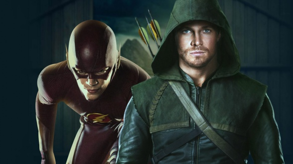 arrow - the flash