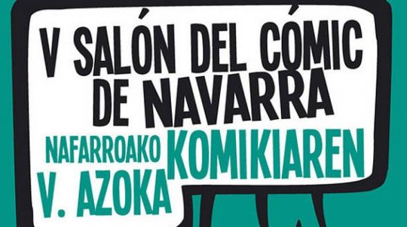 V Salón del Cómic de Navarra