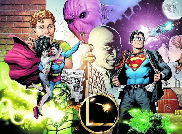 el origen de superman 11