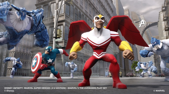 falcon disney infinity marvel2