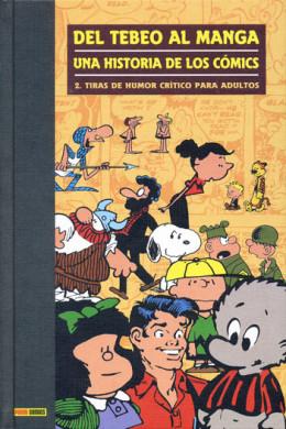 Del Tebeo al Manga: Una Historia de los Cómics 2