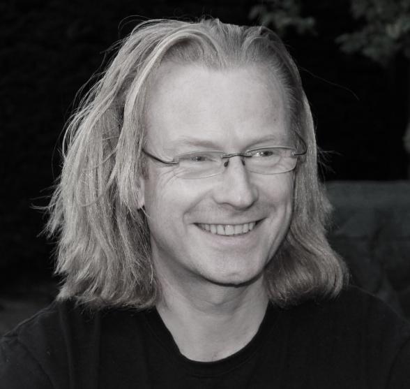 Joseph D'Lacey, el autor