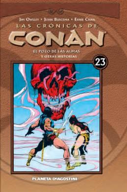 Las Crónicas de Conan vol.23