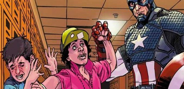 Marvel dedica varias portadas alternativas a combatir el 'bullying'