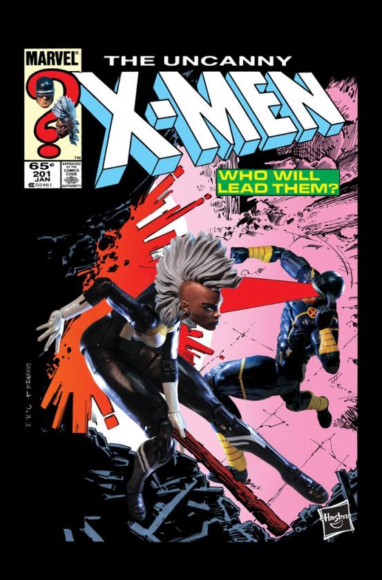 Marvel Hasbro X-Men