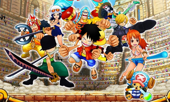 Póster de One Piece