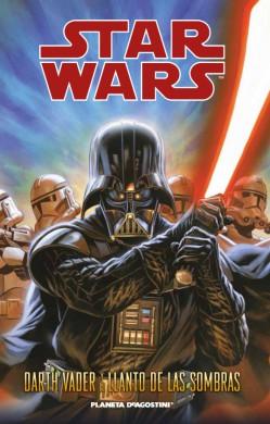 Darth Vader Llanto Sombras