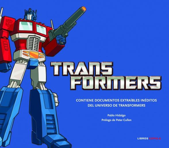 'Transformers', de Pablo Hidalgo