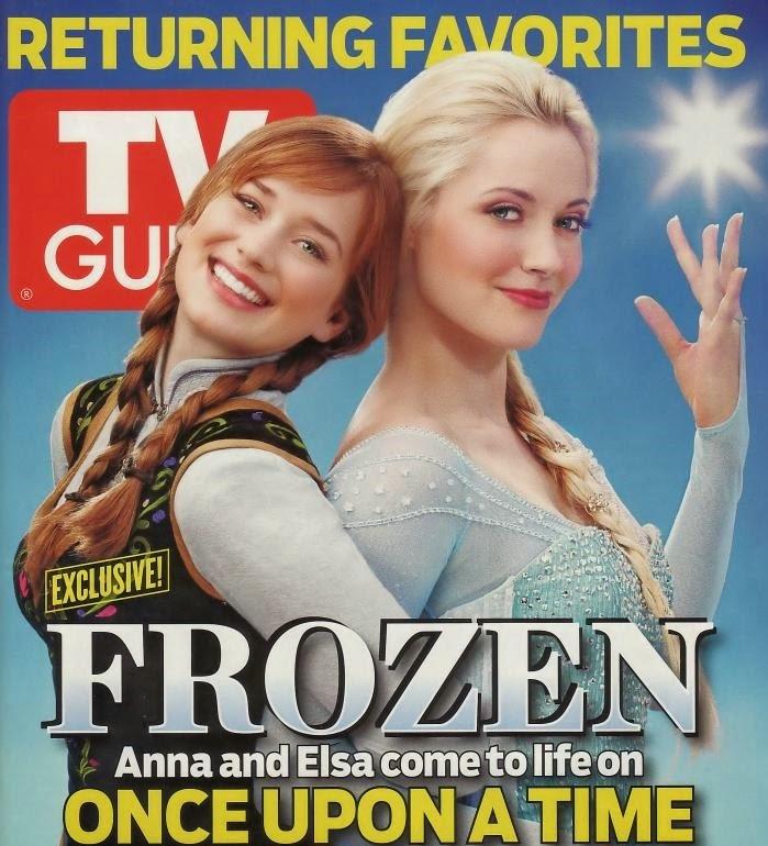 tv guide erase una vez frozen