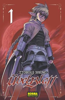 ubel-blatt-etorouji-shiono-volumen-tomo-1-entrega-norma-editorial-manga-reseña-opinion-analisis