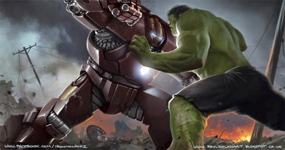 Hulkbuster - Hulk (fanmade)