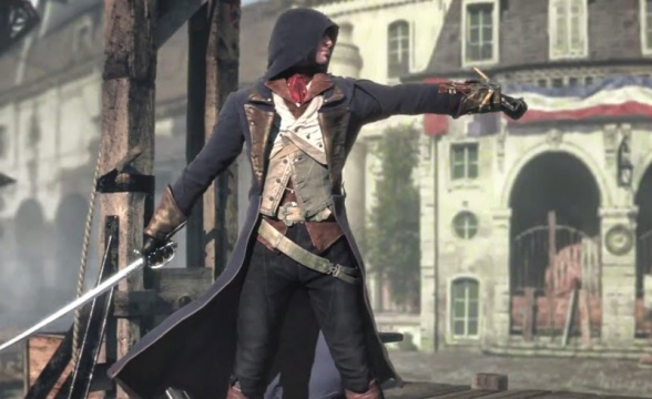 Assassin's Creed Unity - Arno