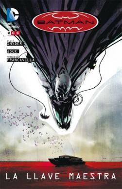 'Batman: La llave maestra', de Scott Snyder