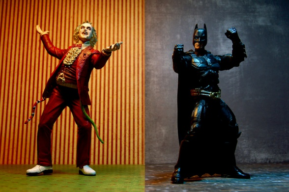 Beetlejuice Batman