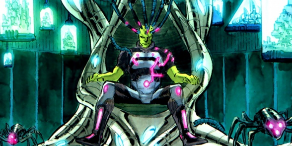 Brainiac Justice League Movie