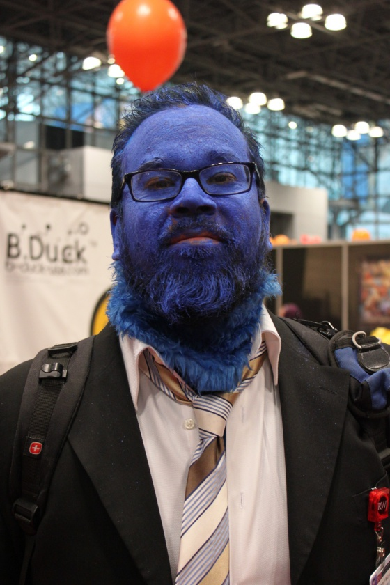 Cosplay NYCC