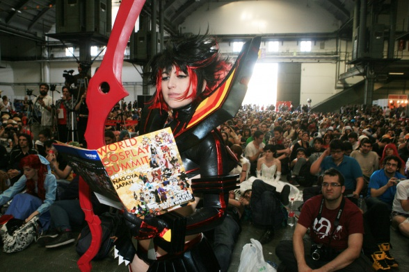 Cosplay-Salon del Manga