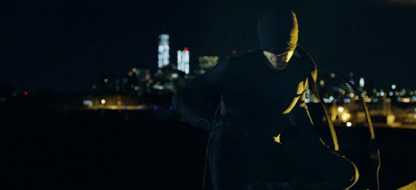 Daredevil - nycc Daredevil first look