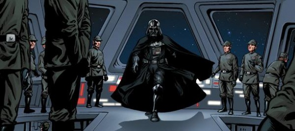 Darth Vader y el Llanto de las sombras