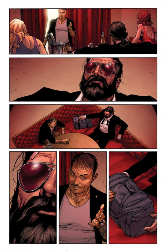 Death of Wolverine 2 Preview 2 977d1