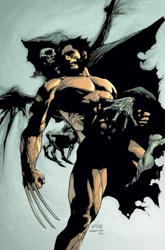 Death of Wolverine 2 Yu Variant 136fc