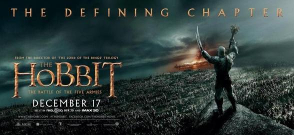 l Hobbit La batalla de los cinco ejércitos