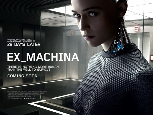 Ex Machina promocional