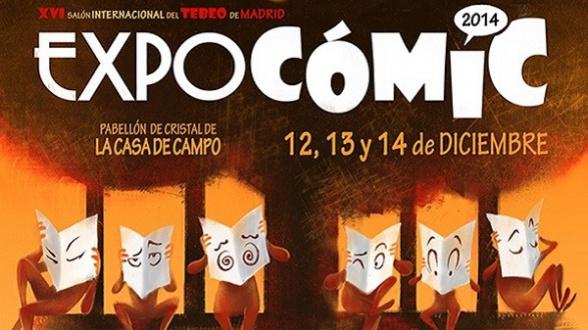 Expocomic 2014