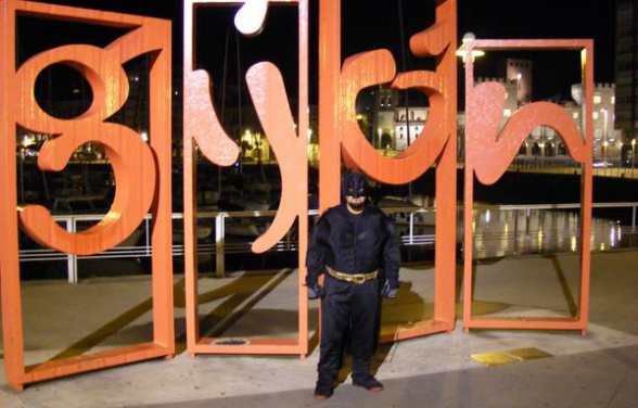 Gijón Batman