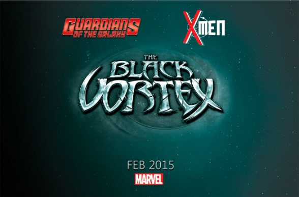 Guardianes & X-Men The Black Vortex