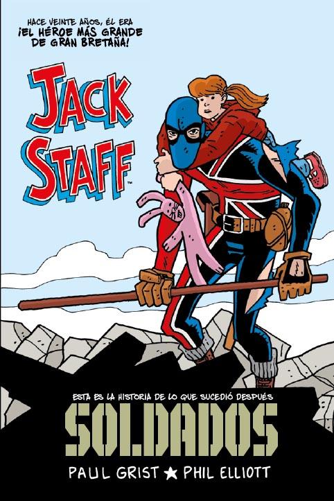 Jack Staff Soldados