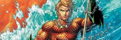 Jason Momoa comic Aquaman destacada