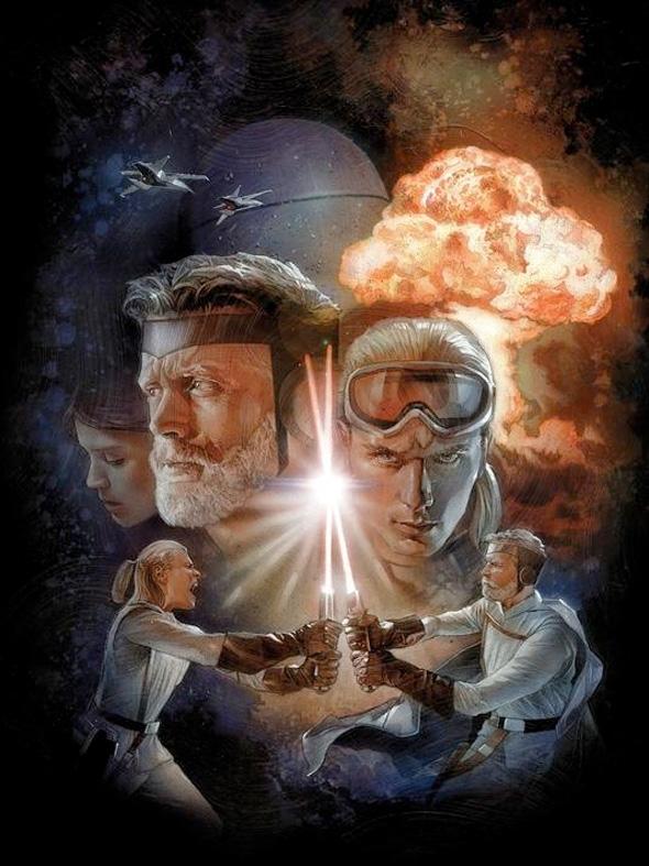 La Guerra de las Galaxias