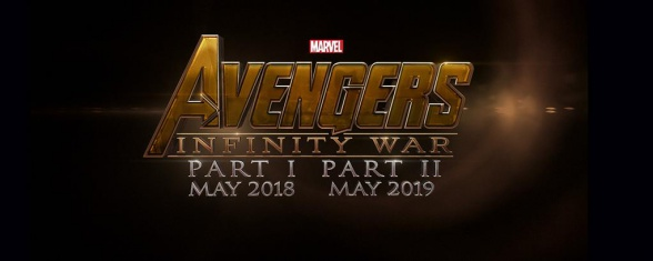 Marvel Event - Avengers Infinity War official logo