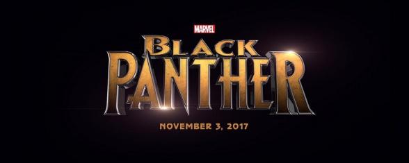 Marvel Event Black Panther official logo